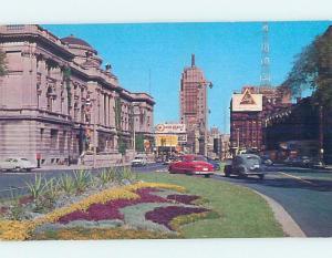 Pre-1980 BLATZ BEER BILLBOARD SIGN ON WISCONSIN AVENUE Milwaukee WI F1023