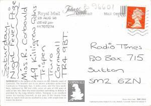 B96601 fistral breach newquay   uk