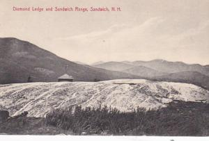 New Hampshire Sandwich Diamond Ledge and Sandwich Range