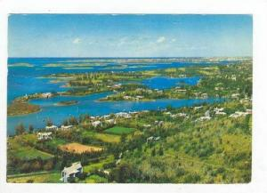 Panoramic View From Gibb's Hill Lighthouse, Bermuda, 1940-1960s