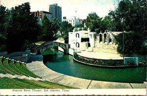 Texas San Antonio Arneson River Theatre