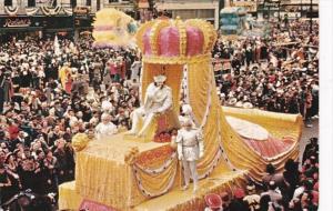 Louisiana New Orleans Mardi Gras Day King Rex