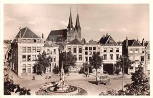Deventer Holland Brink met Bergkerk Deventer Brink met Bergkerk