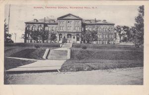 RICHMOND HILL, New York; Normal Training School, PU-1911