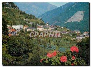 Postcard Modern Capanna Gesero Laghetti di Boga