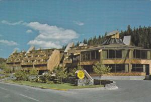 Scenic view,Inns of Banff Park,Banff,Canada, 40-60s