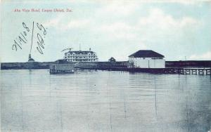 Alta Vista Hotel Corpus Christi Texas 1908 Postcard Tom Jones 12030