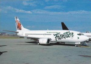 Frontier Airlines Boeing B737 300 N362PR