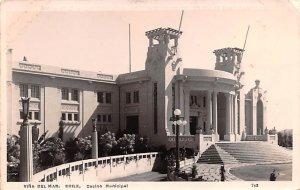 Casino Municipal Vina Del Mar Republic of Chile Unused