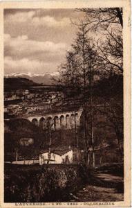 CPA L'Auvergne OLLIERGUES (409189)