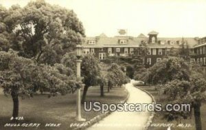 Real Photo - Great Southern Hotel in Gulfport, Mississippi