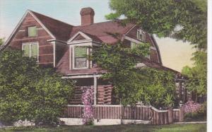 Indiana Geneva Northeast View Limberlost Cabin Home Of Gene Stratton-Porter H...