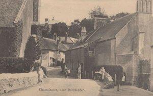 Charminster Dorchester Dorset Old Postcard
