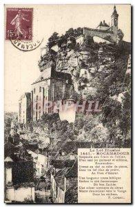 Old Postcard Lot Rocamadour