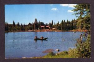 CO Beaver Mesa Lake Resort GRAND MESA COLORADO PC