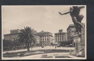 Italy Postcard - Rome - Frascati - Piazza Roma   T4970