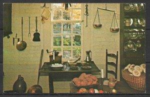 Virginia, Williamsburg - Wetherburn's Tavern Kitchen