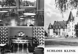 Schloss Klink, Wasserversorgung und Abwasserbehandlung Castle Chateau