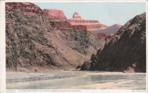Fred Harvey Zoroaster From The River Grand Canyon Arizona Detroit Publishing