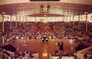 1966 THE AMPHITHEATRE ON LAKE CHATAUQUA, NEW YORK