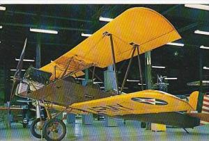 CONSOLIDATED PT-1 PRIMARY TRAINER AIRCRAFT