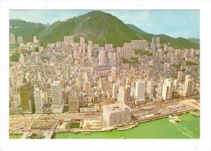 Central District, Hong Kong, China, 1950-1970s