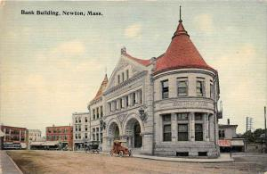 12669   MA  Newton  1908  Savings Bank