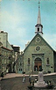 Canada Québec Eglise Church Notre Dame Des Victoires 03.87
