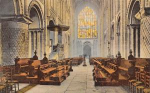 Norwich Cathedral Interior Dom Die Kathedrale Catedral