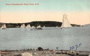 br105555 royal kennebecasis yacht fleet canada Thousand Islands Ontario