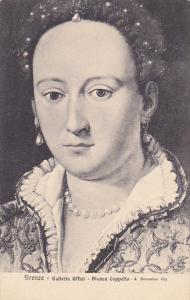Bianca Cappello by Angiolo Bronzino Galleria Uffizi Firenze Italy
