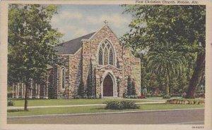 Alabama Mobile CHristian Church