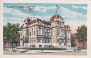 FLINT, Michigan, PU-1932; City Hall