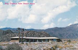 Bing Crosby Home - Silver Spur Ranch - Palm Desert CA, California