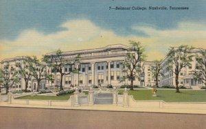 NASHVILLE , TENNESSEE, 30-40s; Belmont College