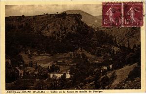 CPA ARDES-sur-COUZE Vallée de la Couze au moulin de BOURGES (407546)