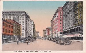 12th Street, North from Pine,ST. LOUIS, Missouri, 00-10s