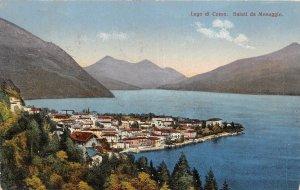 Lot194 Como lake greetings from Menaggio italy