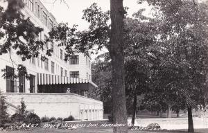 RP: GREEN LAKE, Wisconsin, 30-40s; Roger Willimas Inn, Northern Baptist Assembly