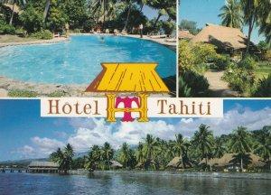 Polynesie Francaise, 1984 ; Hotel Tahiti , Tahiti