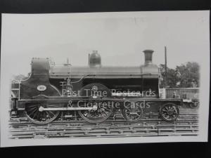 Steam Locomotive No.490 North British Railway NBR - RP Photocard