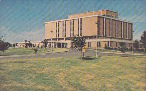 Texas Temple Veterans Administration Hospital