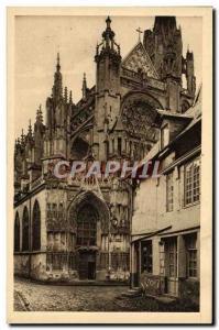 Old Postcard La Douce France Normandie In Le Havre De Rouen Caudebec-en-Caux ...