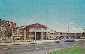 CORPUS CHRISTI , Texas , 40-60s ; Ramada Inn