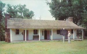 Arkansas Prairie Grove John Morrow Home Battlefield Park
