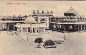 India Agra Fatehpore Sikri