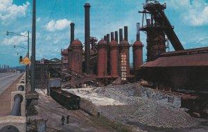 BIRMINGHAM, Alabama, 1950-1960's; Steel Mills