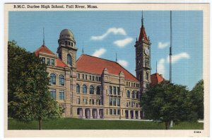 Fall River, Mass, B.M.C. Durfee High School