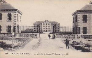 Châlons-sur-Marne , France , 00-10s ; Le Quartier Corbineau (5 Chasseurs)