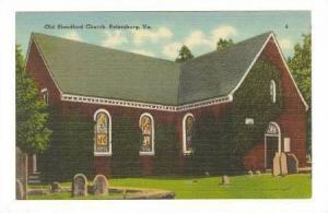 Old Blandford Church, Petersburg, Virginia, 30-40s